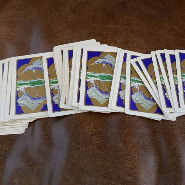 Vintage Cartier Playing Cards No Jokers
